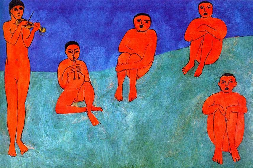 aliran seni primitivisme