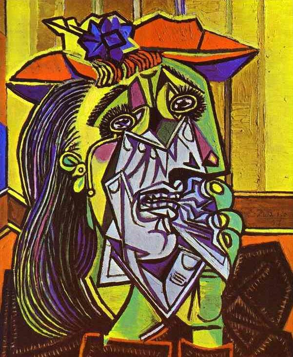 contoh kubisme