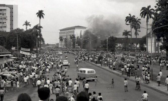 peristiwa 27 juli 1996
