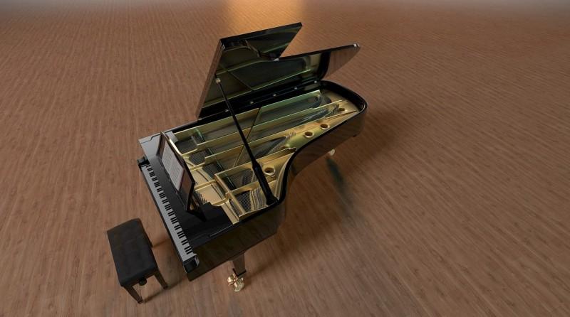 piano alat musik perkusi