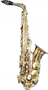alat musik perkusi saxophone