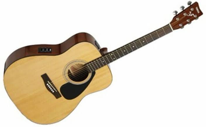 jenis gitar akustik elektrik