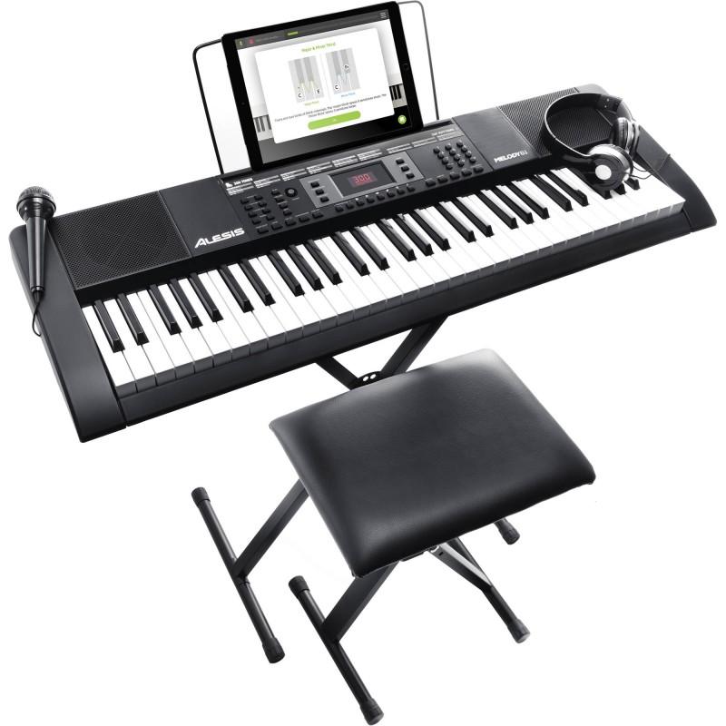 jenis piano keyboard