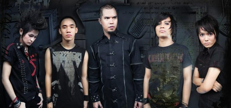 triad band
