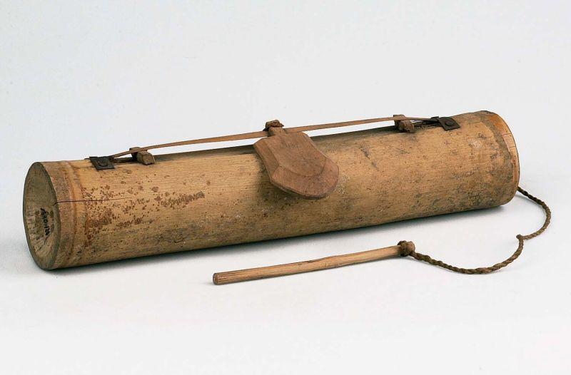 alat musik guntang