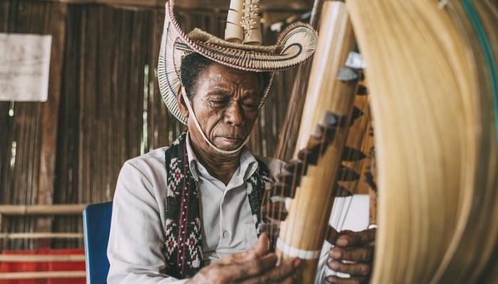 alat musik tradisional ntt