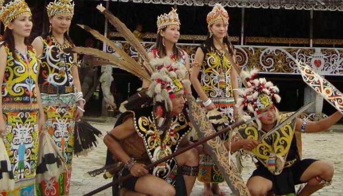 Alat MusikTradisional Kalimantan Barat