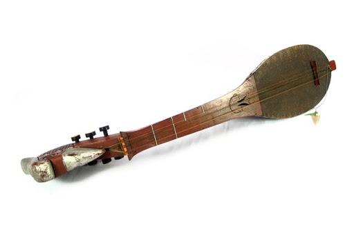 alat musik panting