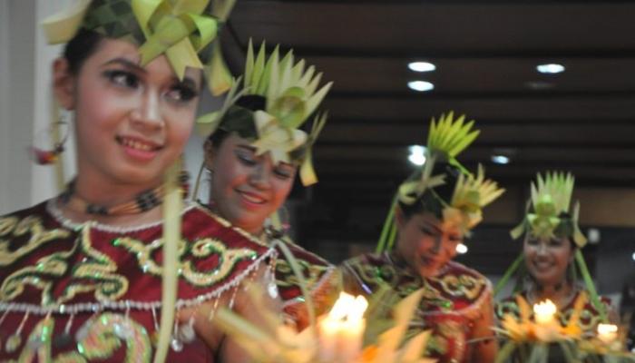 alat musik tradisional kalimantan tengah