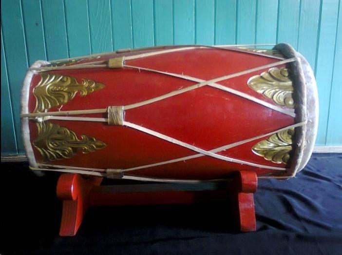 alat musik babun