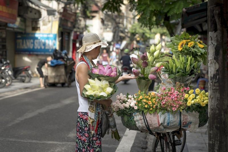 bisnis florist