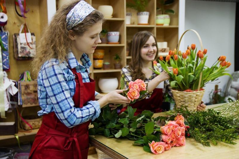 ide bisnis florist